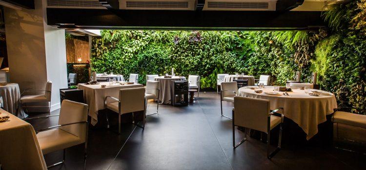Ambientación musical en Dani García Restaurante