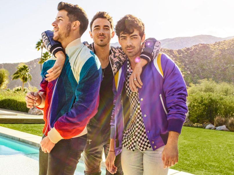 Jonas Brothers en tu hilo musical 2019