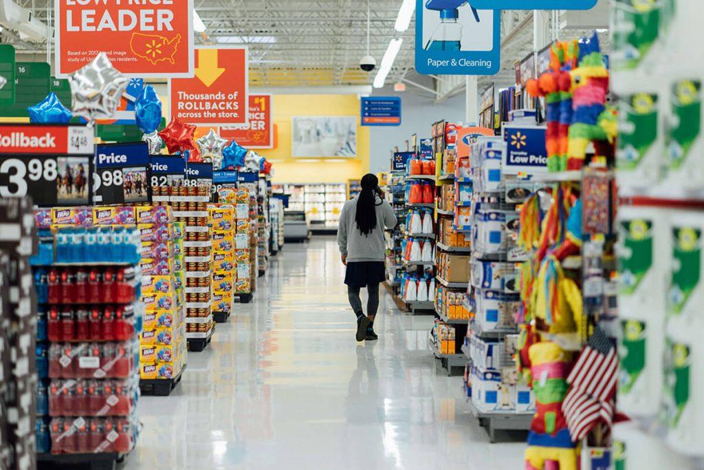 Supermercado música de fondo