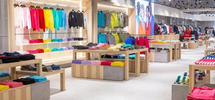 Tienda ropa Benetton